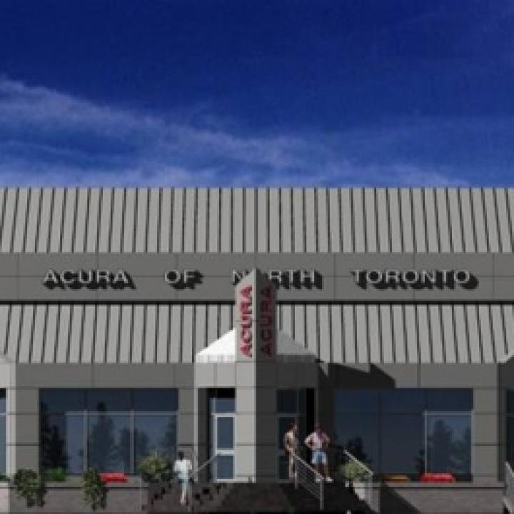 Dilawri Acura Dealership, Toronto, ON
