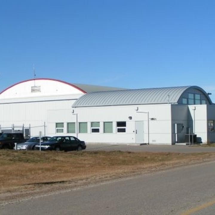 Saskatchewan Government Services Airport Office
