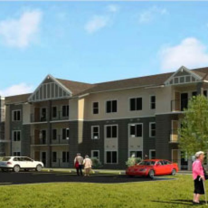 Mountain View Villa Condo Development - Dauphin, MB