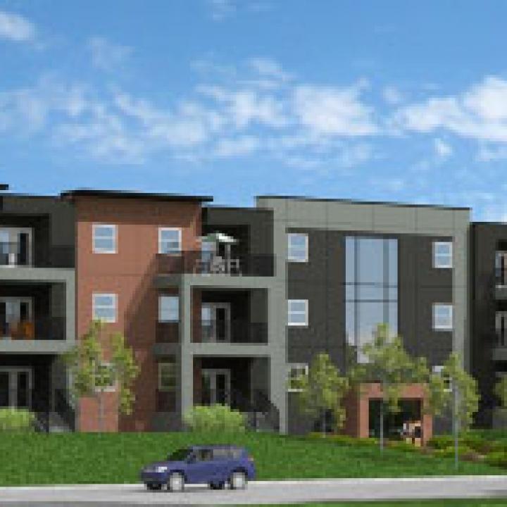 Riverwood Condominium Development - Weyburn, SK