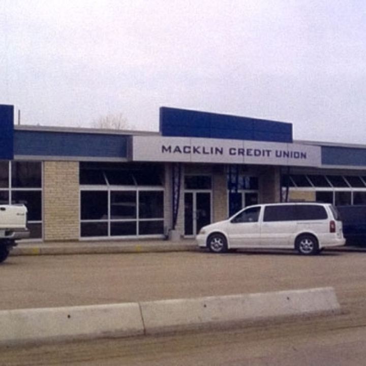 Macklin Credit Union, Macklin, SK