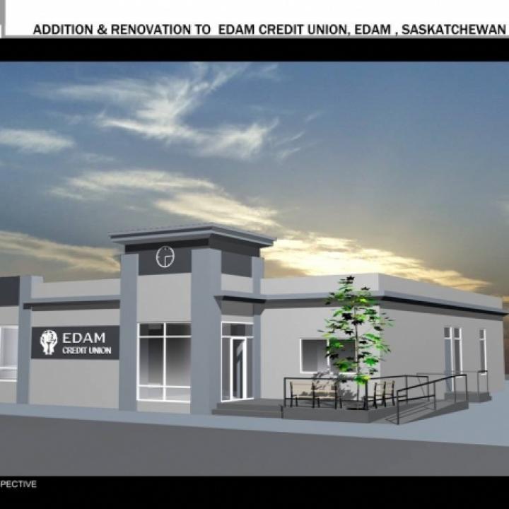 Edam Credit Union, Edam, SK