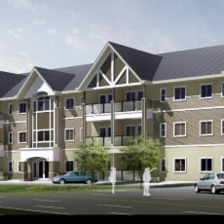 Bolton Bay Seniors Housing - Virden, MB