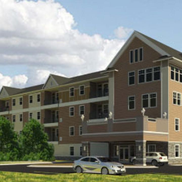 Sun Villa Condominium Development - Indian Head, SK
