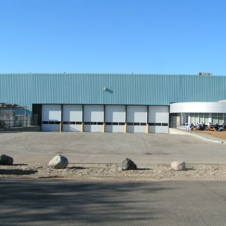 CHN Western Canadian Parts Depot