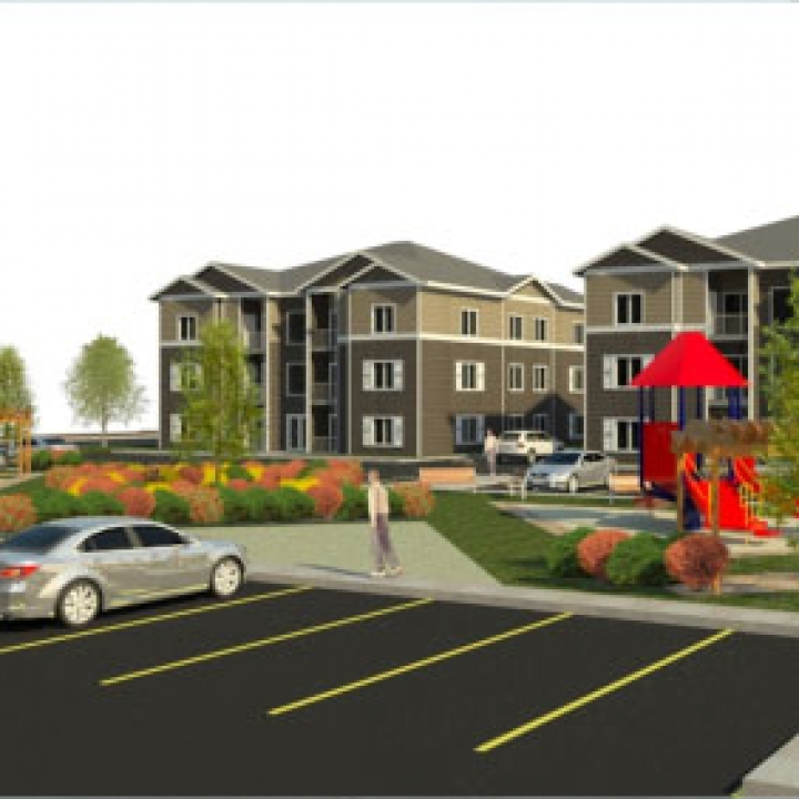 Hawkstone Apartment Development - Regina, SK