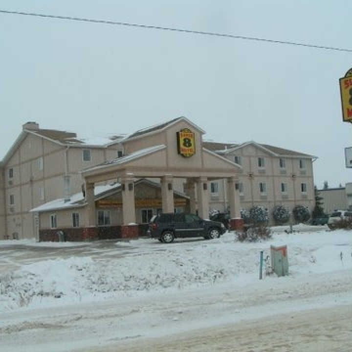 Super 8 Motel - Moose Jaw, SK