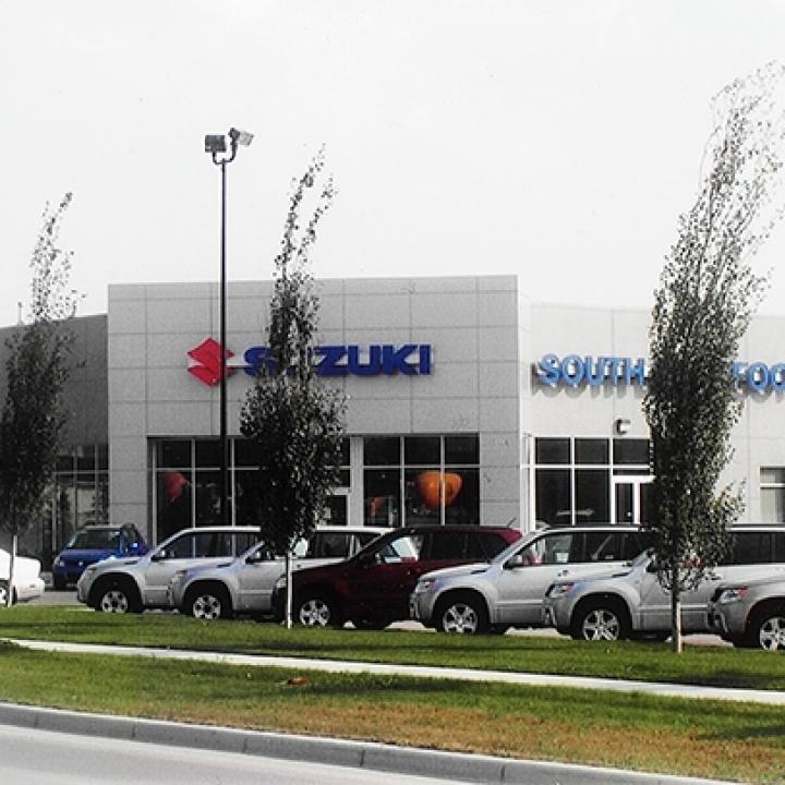 Suzuki, Calgary, Alberta